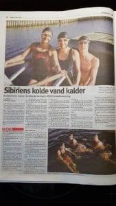 Roskilde Avis: Sibiriens kole vand kalder