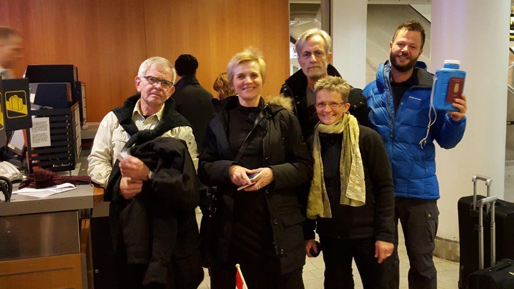 Københavns Lufthavn 4.3.2016