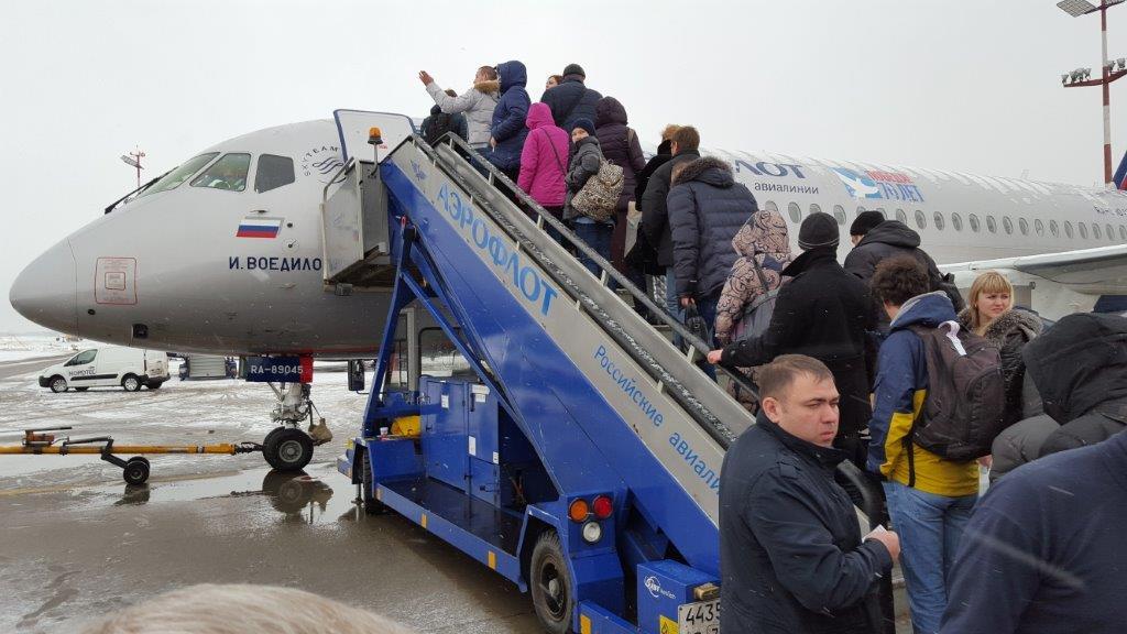 Næste flyvetur