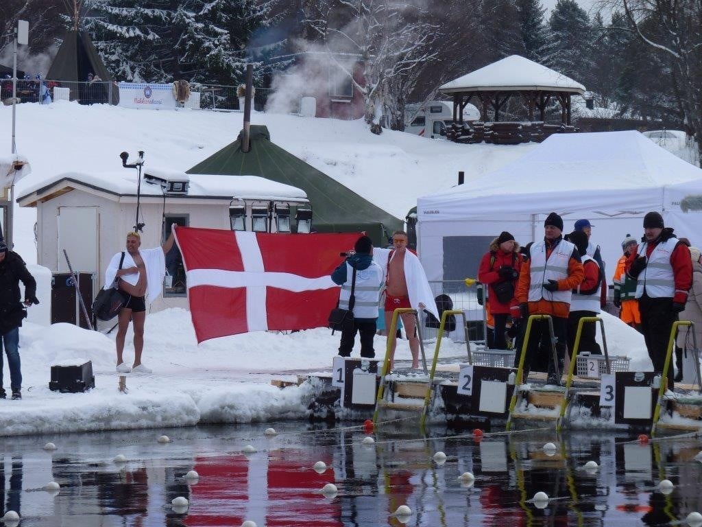 VM i 2014, Lapland, Finland