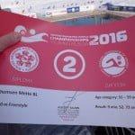 Sølv på 450 m til VM i Sibirien