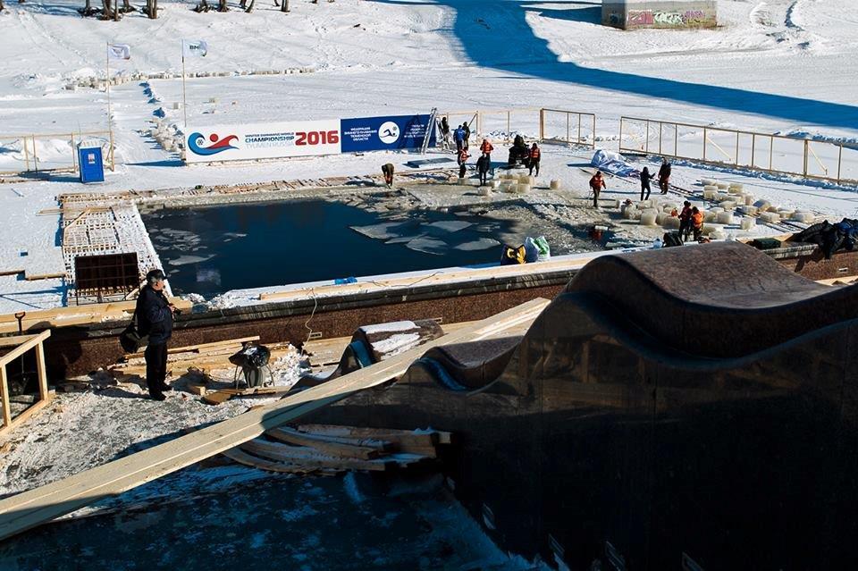 Svømmestadion i Tyumen 1