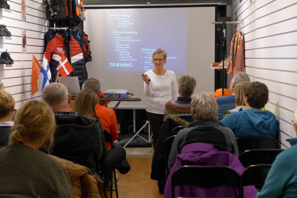 Foredrag i Eventysport i Roskilde