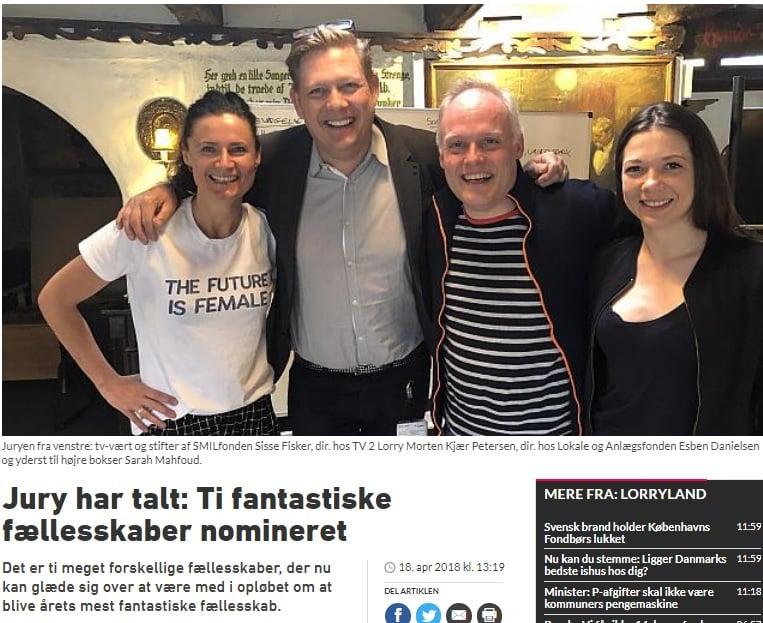 a52252f9 Jury har talt: Issvømning blandt de nominerede til Fantastiske Fællesskaber
